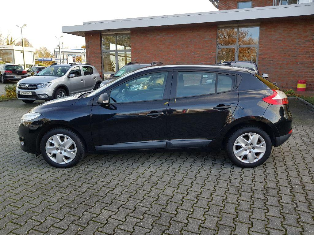 RENAULT Megane 1.6 16V Tom Tom Edition