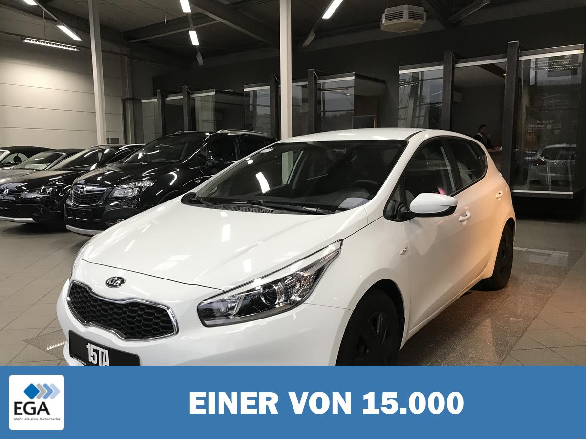 Kia cee'd 1.4 Attract plus Klima Mp3 USB