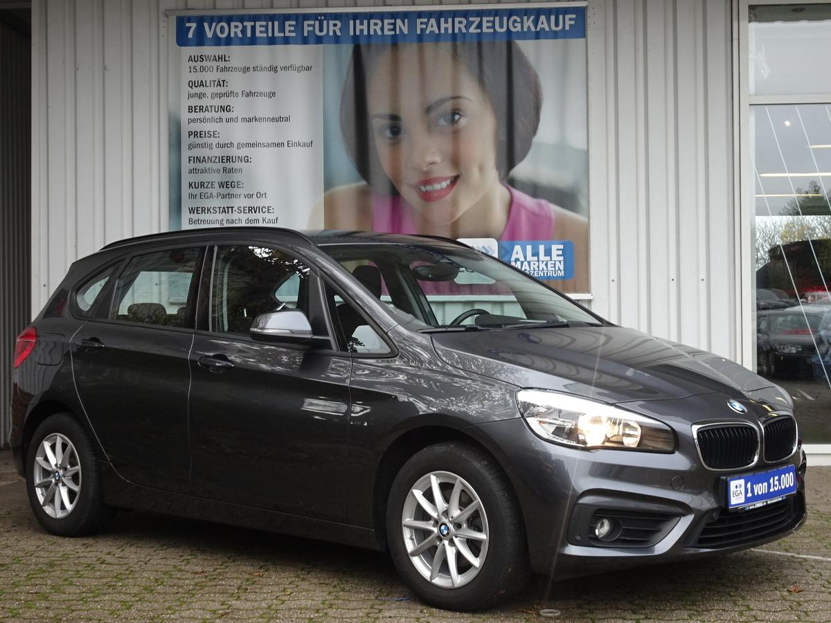 BMW 216 Active Tourer d *1.HD*ADVANTAGE*KLIMAAUTO*SHZ*NAVI*PDC*