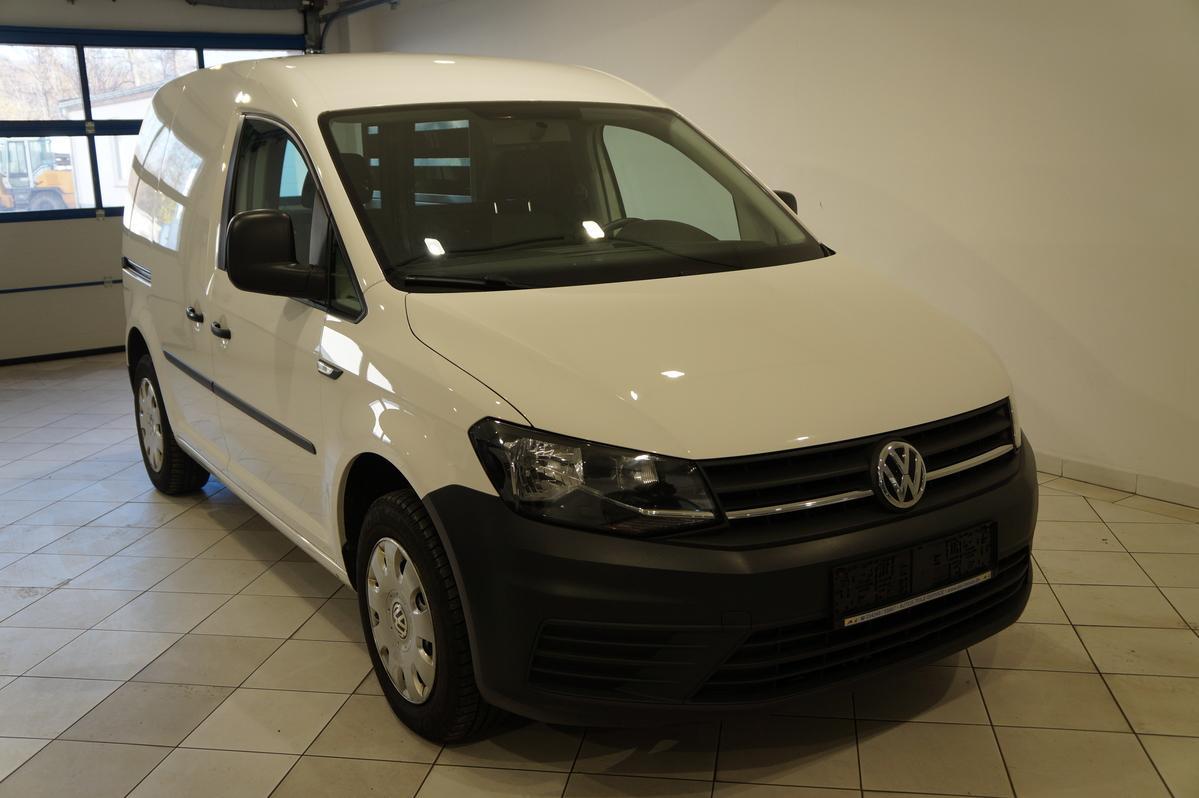 Volkswagen Caddy 2.0TDI Kasten Klima Sortimo EURO 6