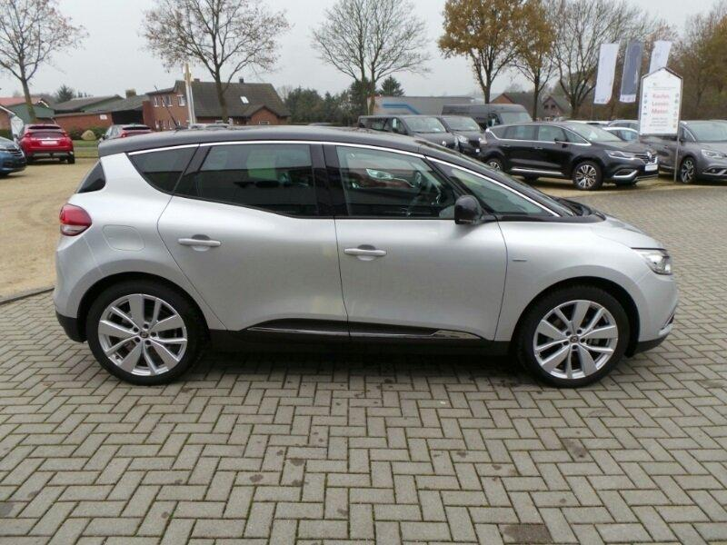 Renault Scenic TCe 140  Limited Deluxe Navi PDC