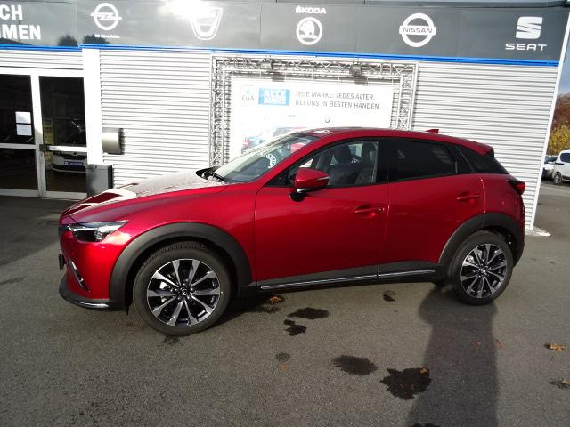 Mazda CX-3 SKYACTIV-G 121 FWD DRIVE SPORTS LINE NAVI*HEAD UP*LED