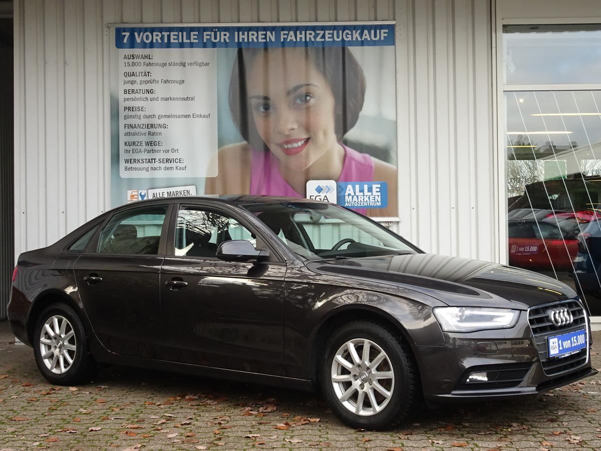Audi A4 2,0TDI Attraction *NAVI*BI-XENON*FL*PDC*KLIMAAUTO*