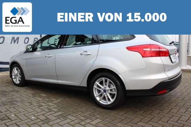 Ford Focus Turnier 1.0 EcoBoost 16-Zoll/Tempomat/Start-/Stop