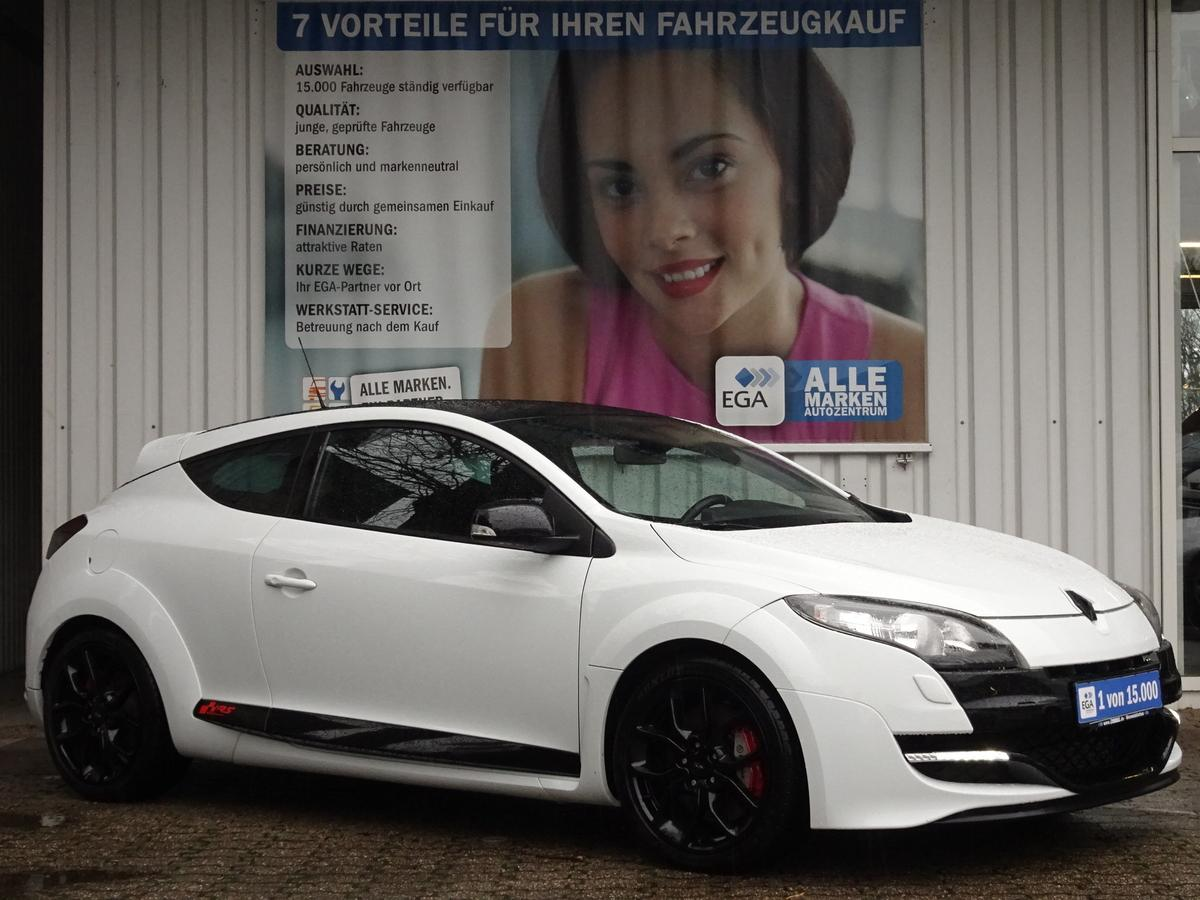 Renault Megane 2,0 TCe Coupe III RS SPORT NAVI PDC  XENON TEMPO