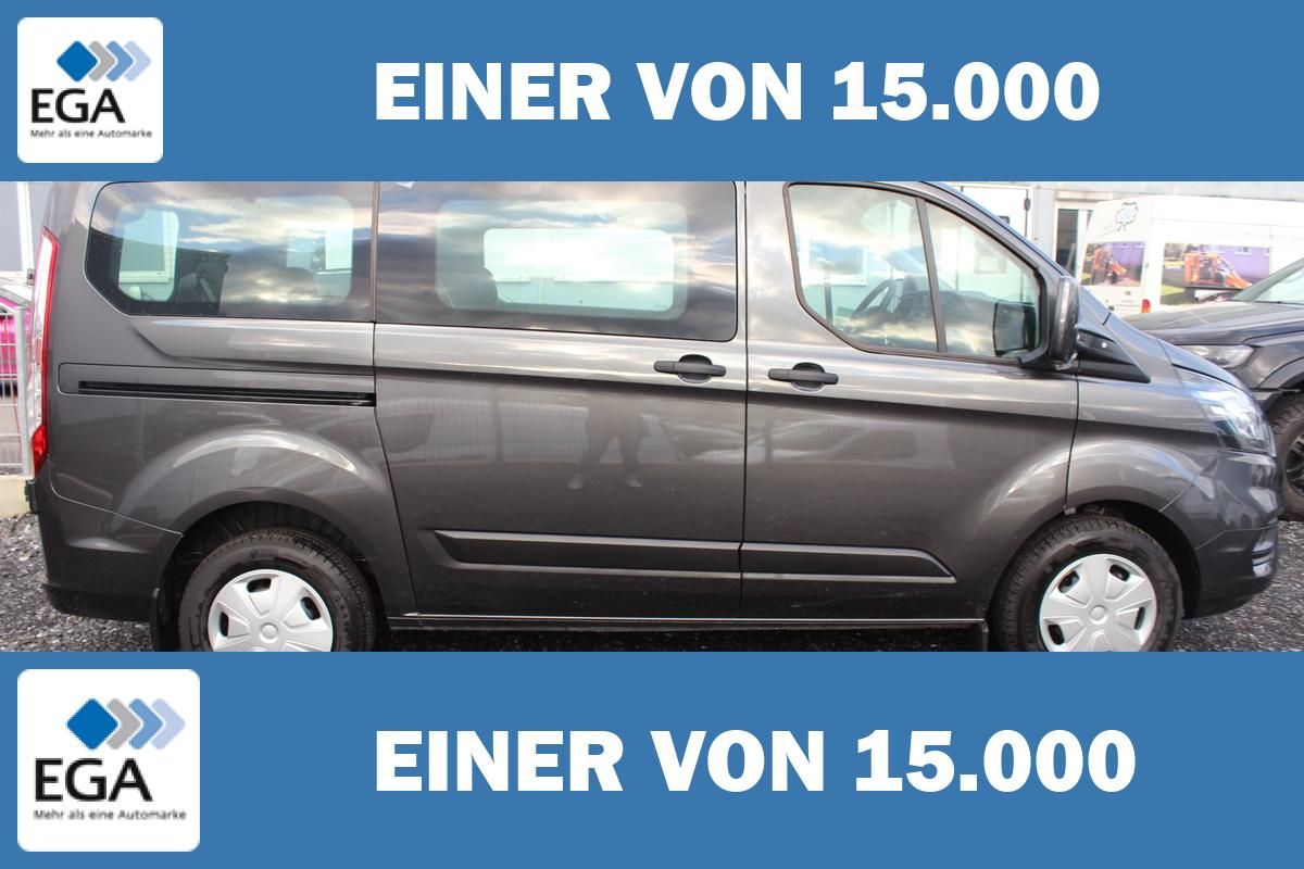 Ford Transit Custom Trend KOMBI 8 Sitze NEUES MODEL / AHK 6D-TEMP