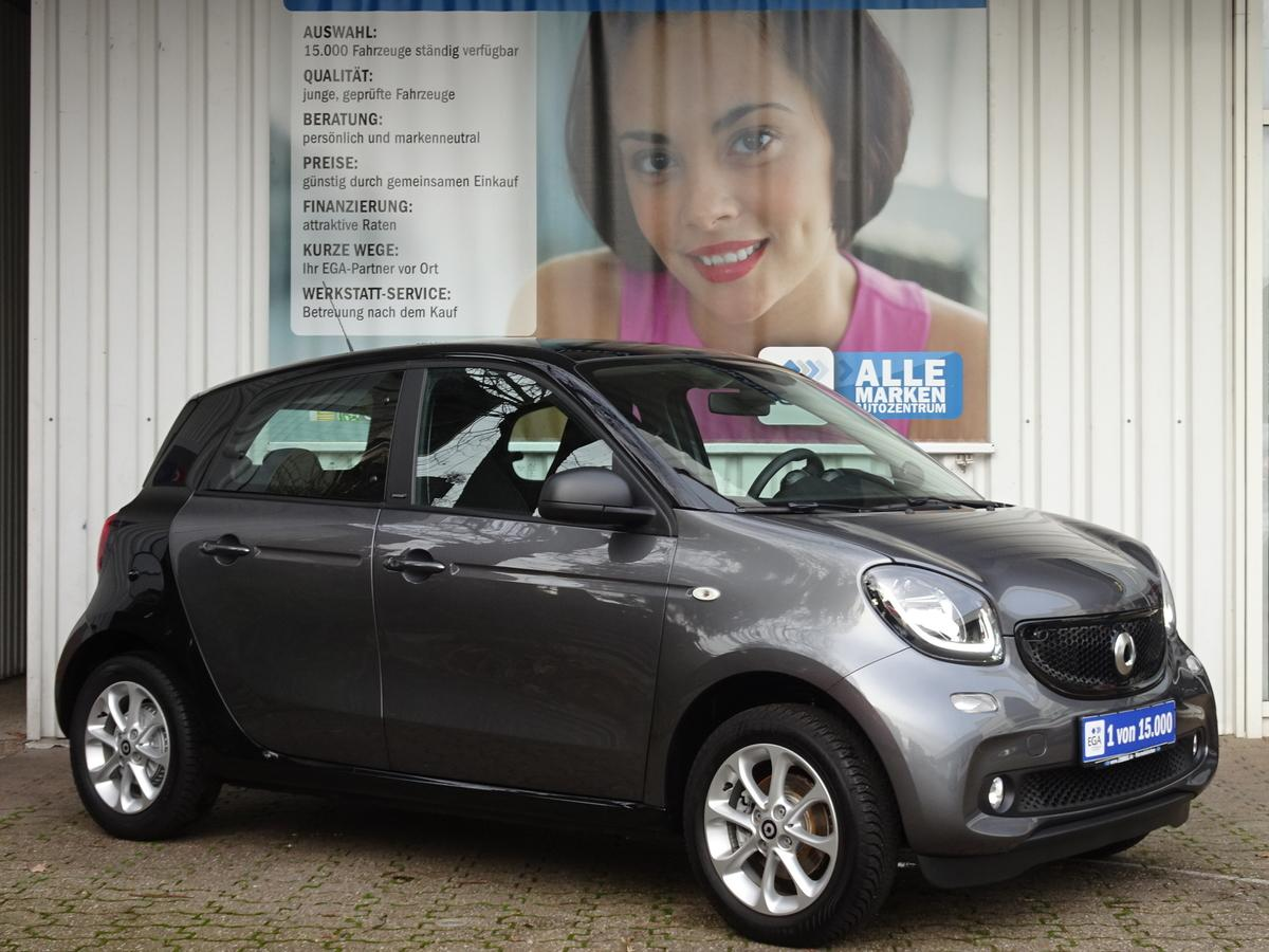 Smart ForFour passion*PANORAMA*LED*SENSOR*PDC*SHZG*DAB*COOL*AUDIO*