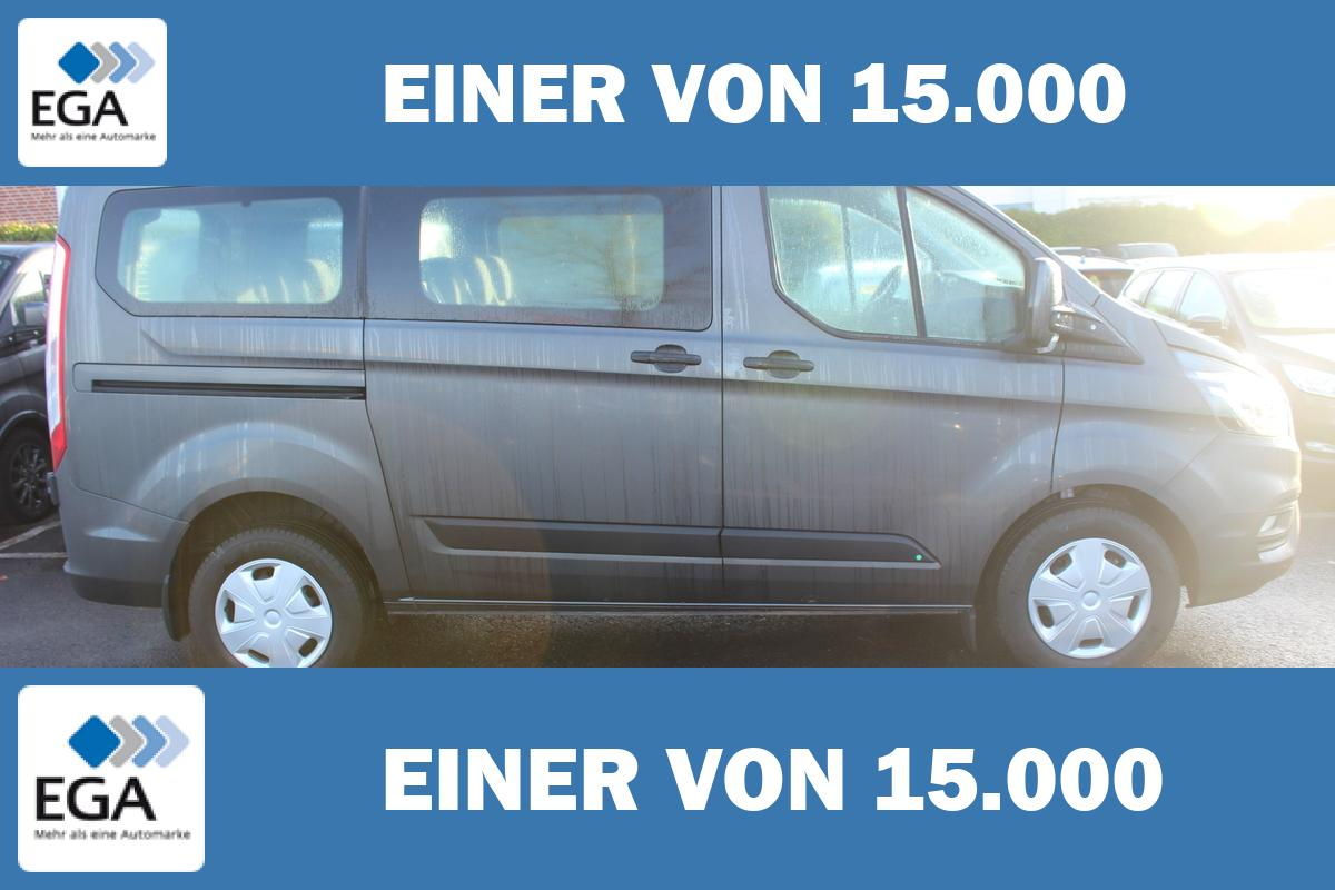 Ford Transit Custom Trend KOMBI 96KW NEUES MODEL EURO 6D-TEMP