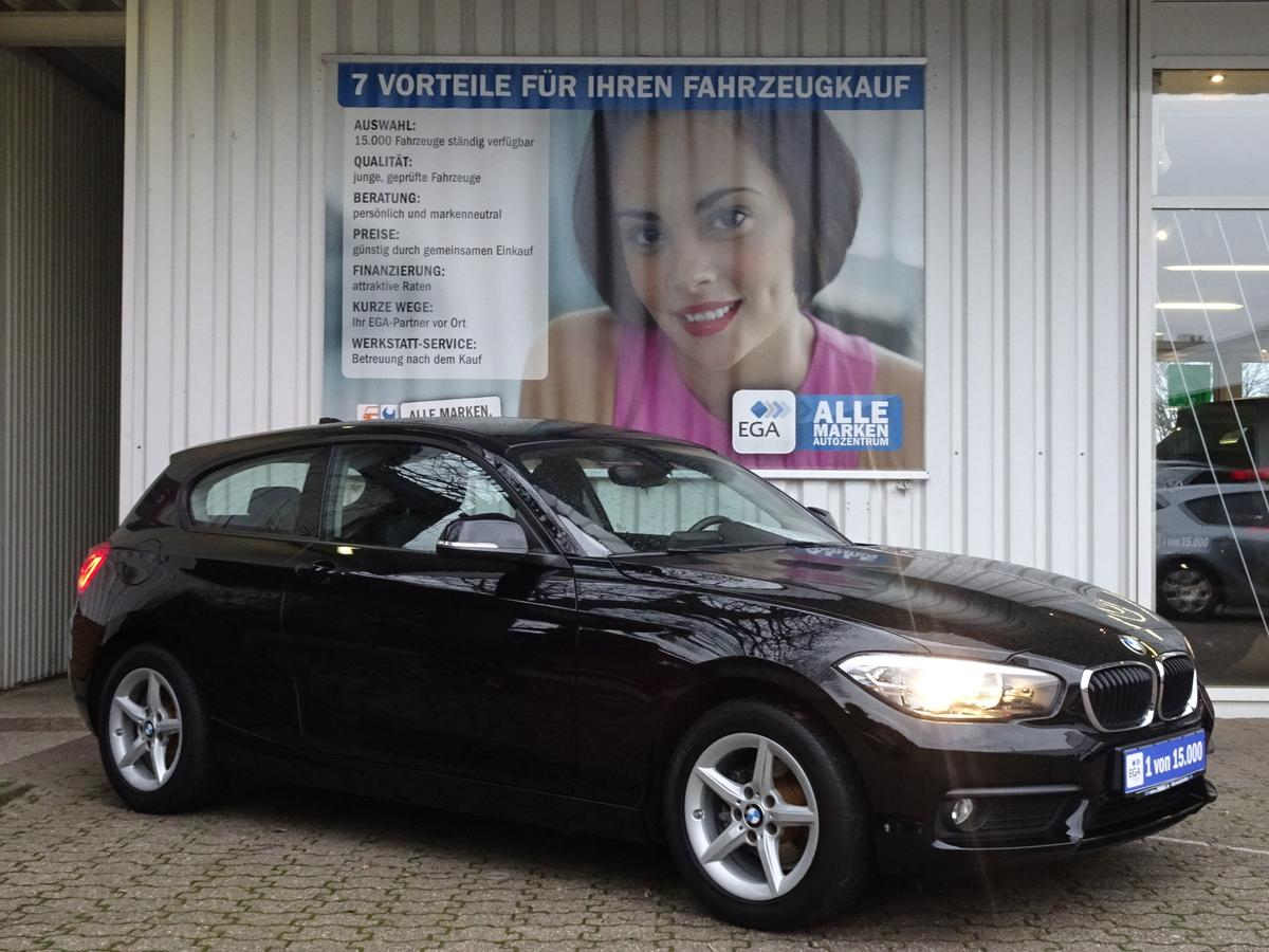 BMW 116i Advantage *1.HD*PDC*ALU*KLIMAAUTO*BLUETOOTH*
