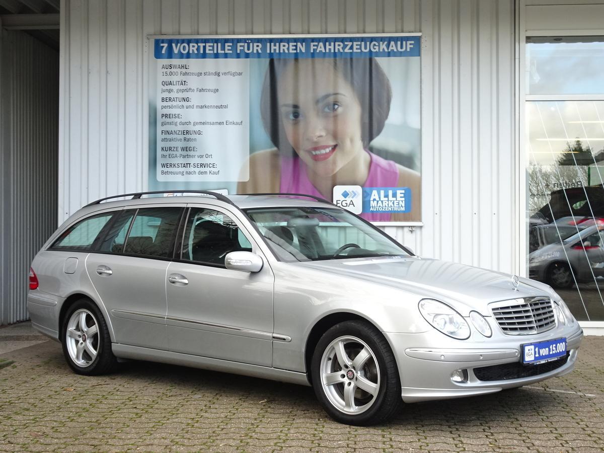Mercedes-Benz E 280 T 4matic*ELEGANCE*AUTOM*LEDER*NAVI*SHZ*XENON*PTS*TEMPO