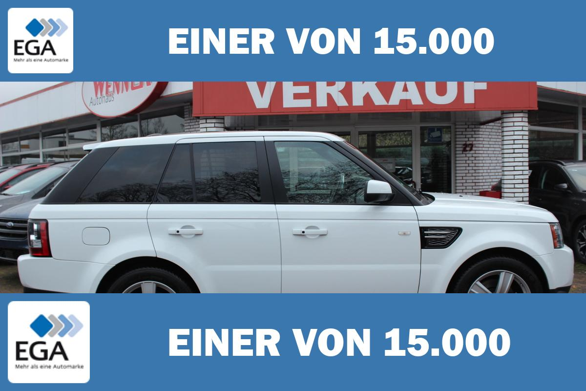 Land Rover Range Rover Sport HSE SDV6 / Hubdach + Key-Free + Standhzg