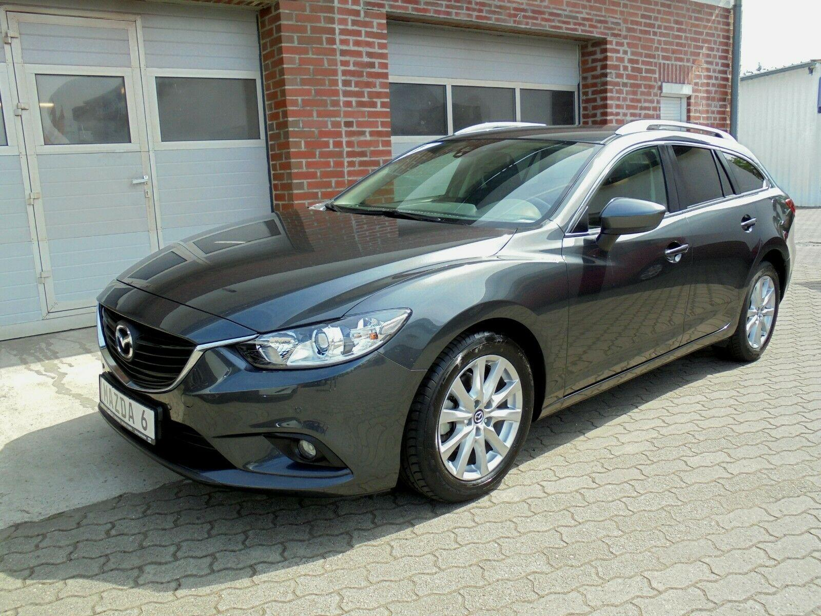 Mazda 6 SK 2.0l SKYACTIV-G 165 PS 5T 6GS AL-CENTER TOU-P