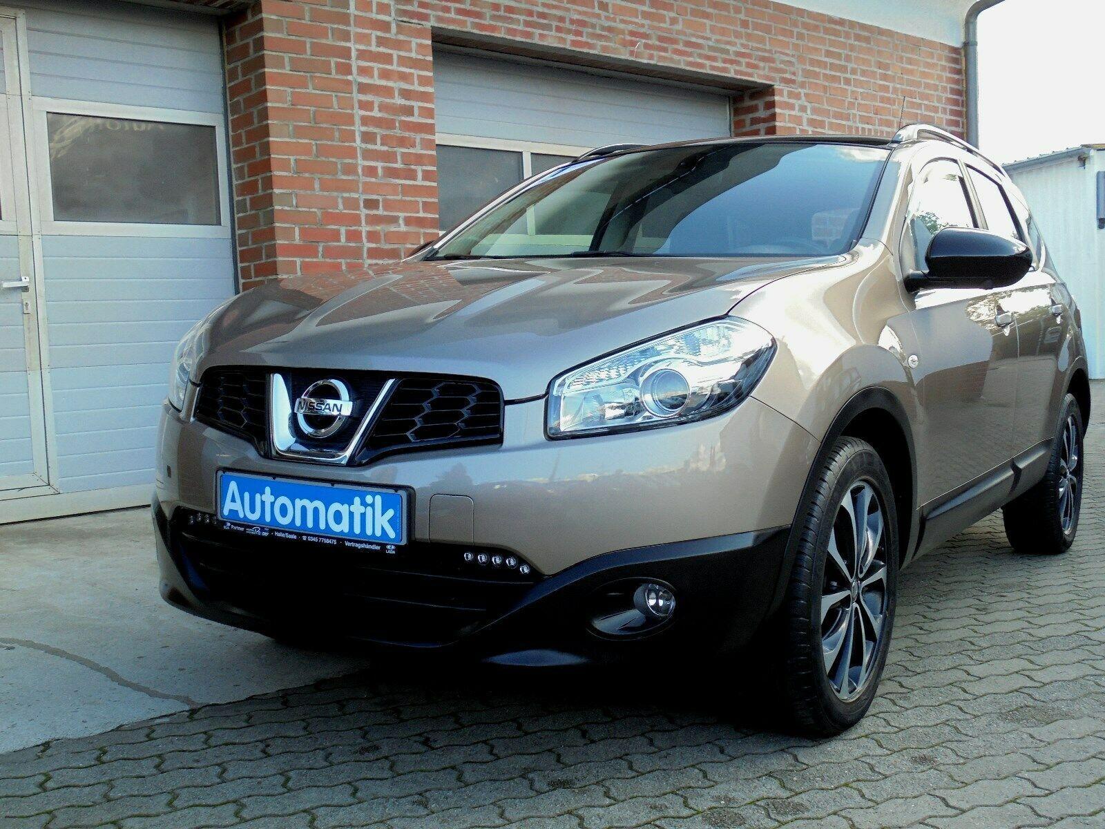 Nissan Qashqai+2 2.0 Automatik