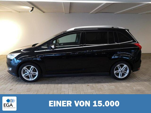 FORD GRAND C-MAX TITANIUM NAVIGATION / KEY-FREE-PAKET / EASY-PARKIN