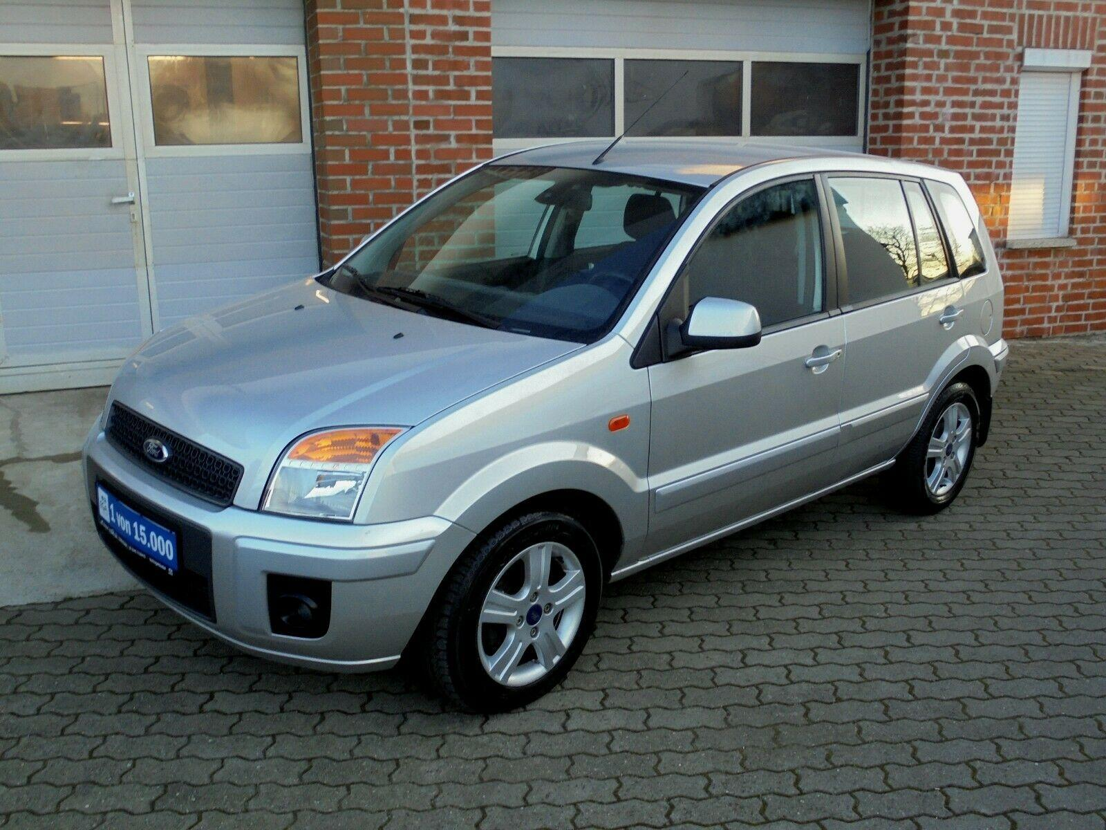 FORD Fusion 1.6 inkl. AHK+beheizbare Frontscheibe