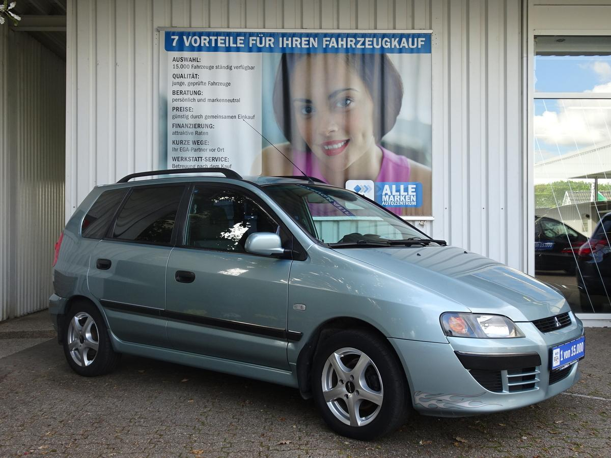 Mitsubishi Space Star 1,9 DID COMFORT KLIMA ALU RADIO