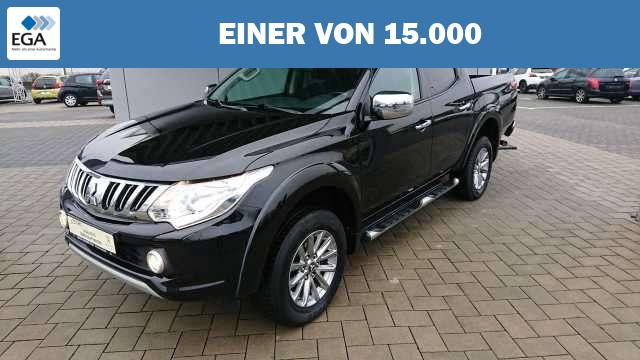 Mitsubishi L200 L 200 LPick Up 4x4 Autm. Double Cab Plus