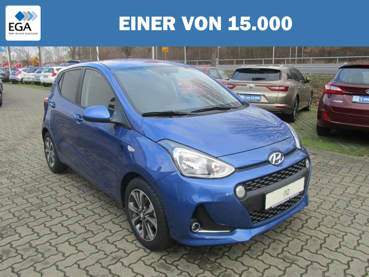 Hyundai i10 MJ20 1.0 Trend Sicherheits.- Audio.- DesignPaket ''15