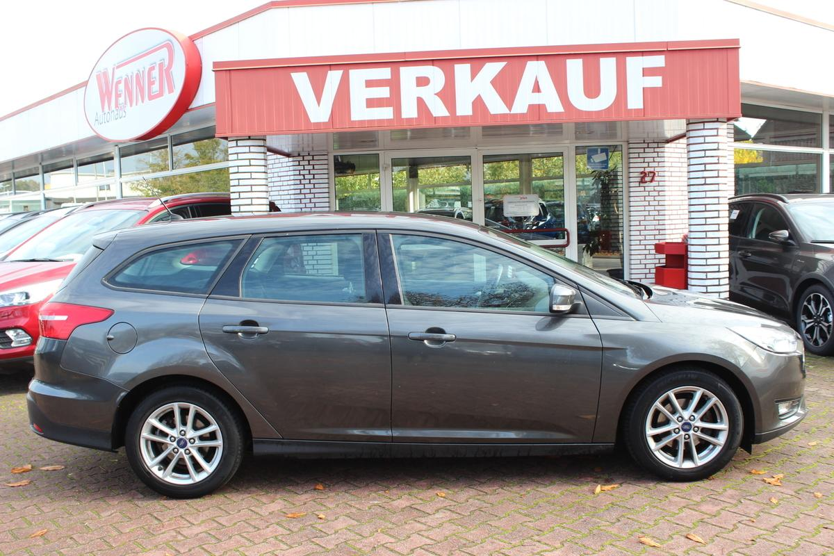 Ford Focus Trend + Turnier / AAC + Tempomat + 16 Zoll LMF