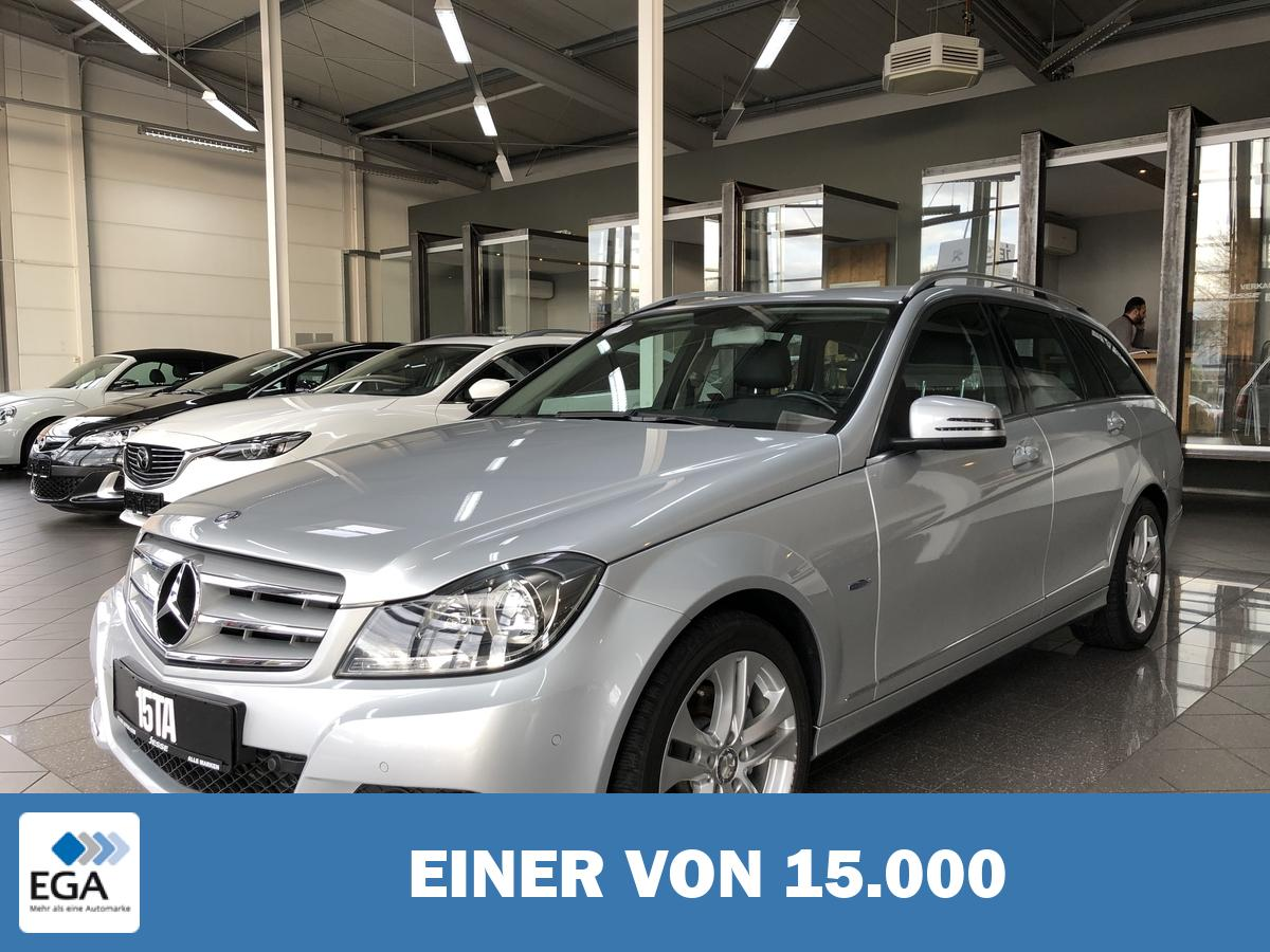 Mercedes-Benz C 200 CGI Avantgarde BlueEfficiency PDC SHZ