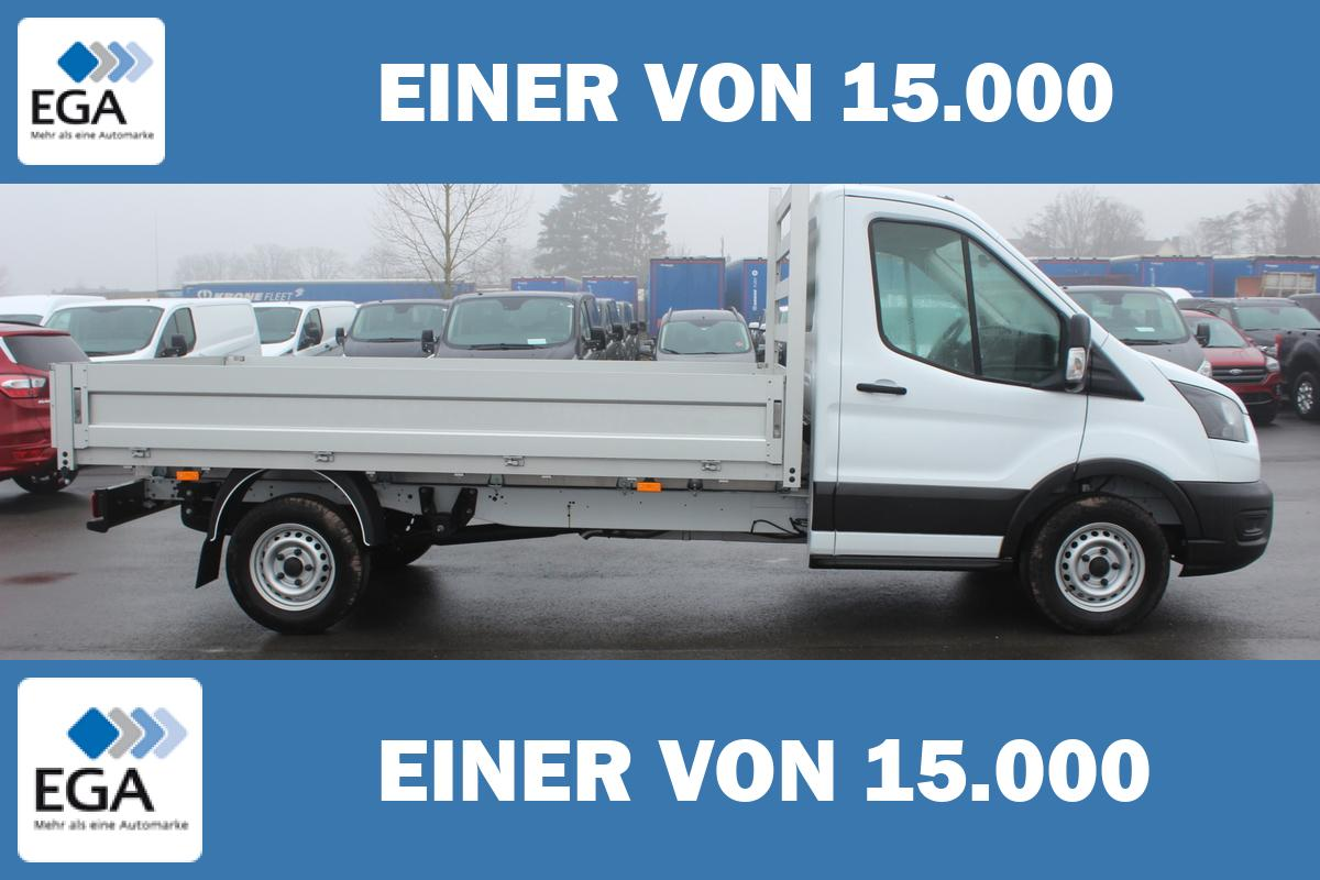 Ford Transit Pritsche / 2,0 130PS RWD L3 - Sicht-Paket + FGS