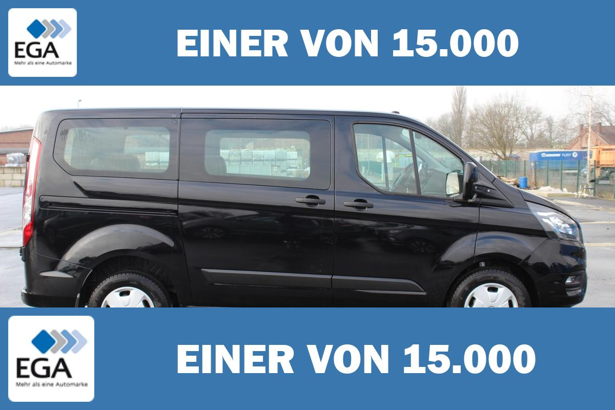 Ford Transit Custom Trend KOMBI 96KW NEUES MODEL Sync 3 + 8 Sitze