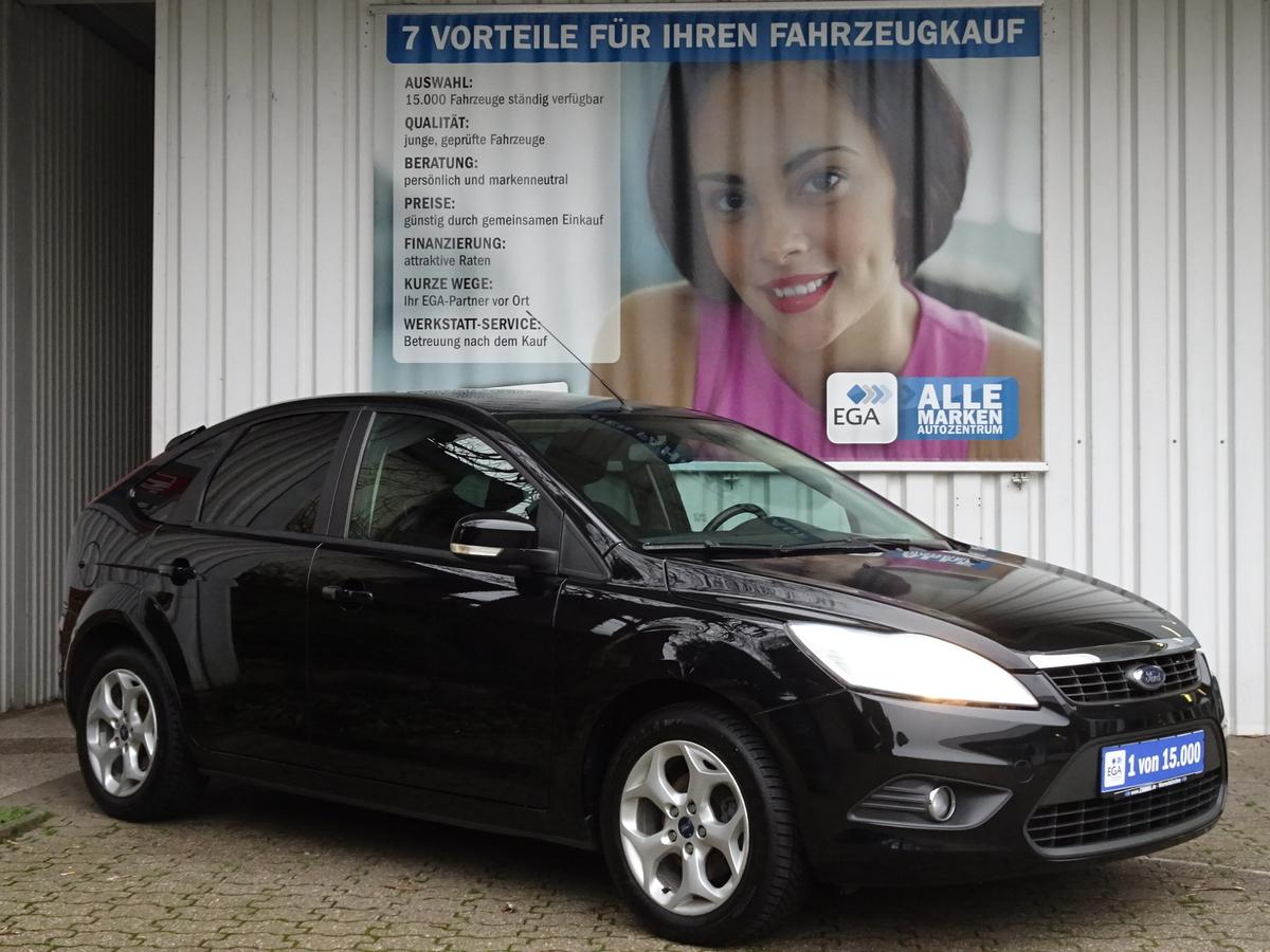 Ford Focus 1,6 LIM. VIVA KLIMA ALU  CD
