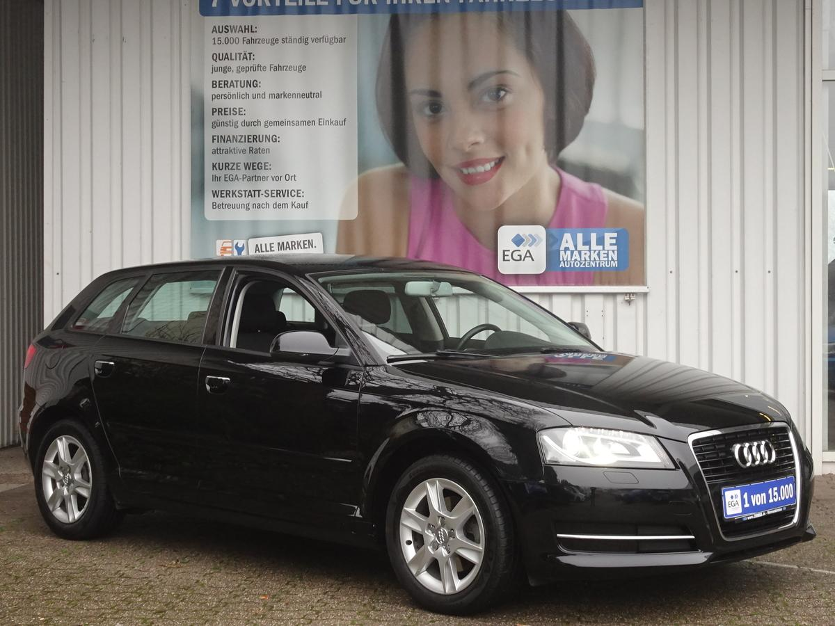 Audi A3 1,4TSI Attraction *BI-XENON*SHZ*PDC*KLIMAAUTO*ALU*