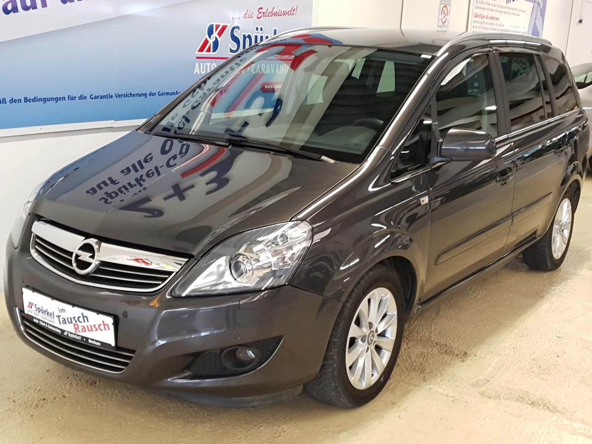 Opel Zafira Family, Navigation, Winterreifen