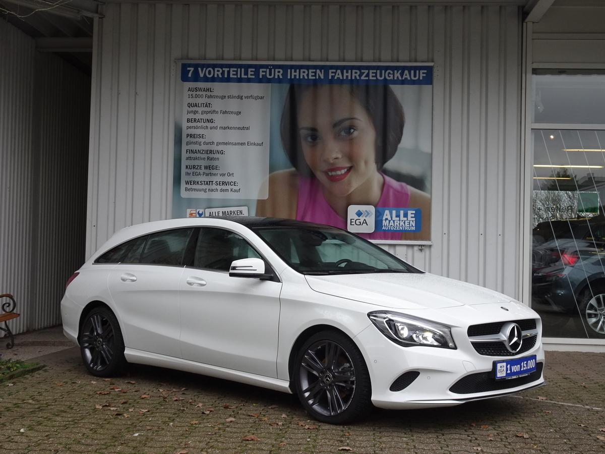 Mercedes-Benz CLA 180 Shooting Brake Urban BUSINESS*PANOR*LED*NAVI*SHZ*PTS