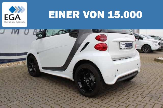 smart forTwo coupe mhd passion Leder/SHZ/Panorama/Alu