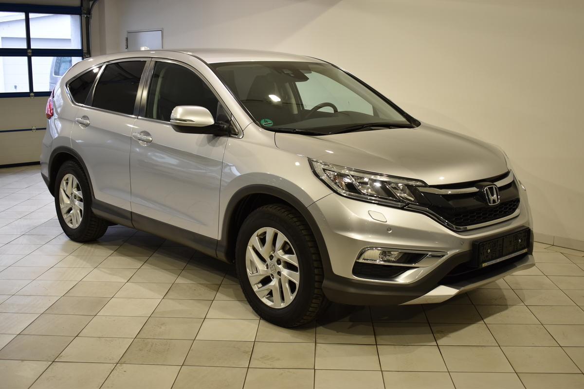 Honda CR-V Elegance 1.6 EURO 6 AHZV Navi Standheizung