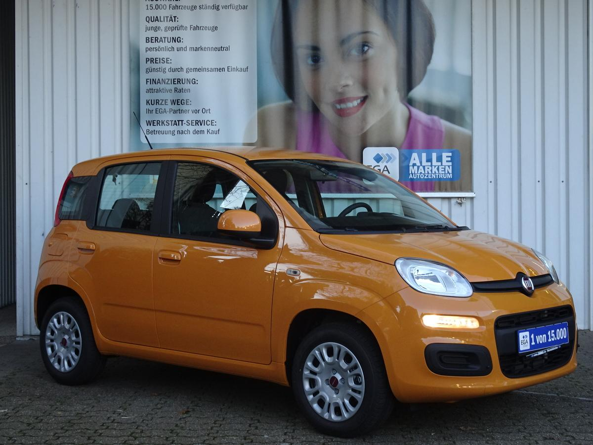 Fiat Panda 1.2 Easy KLIMA*PDC*RADIO*BLUETOOTH*FB ZV*EFH*