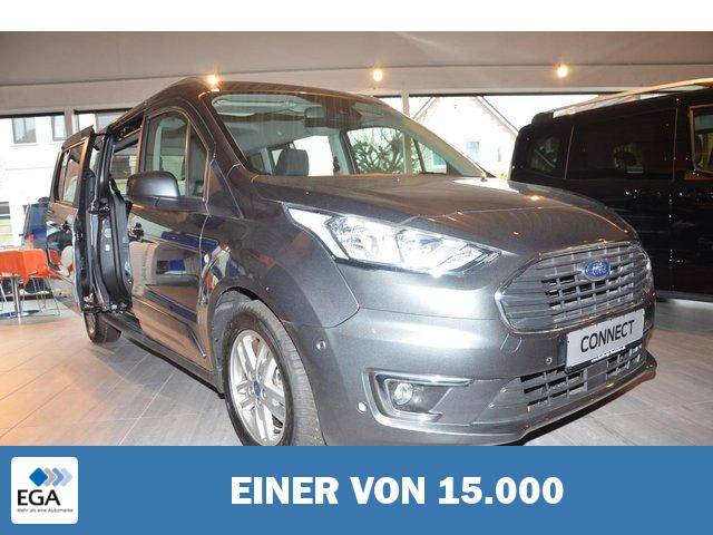 FORD GRAND TOURNEO CONNECT TITANIUM NAVI / ACC / KAMERA / PDC / PARKASSISTENT