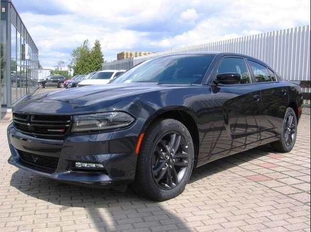 Dodge Charger Allradantrieb Vollausstattung Garantie24Monate