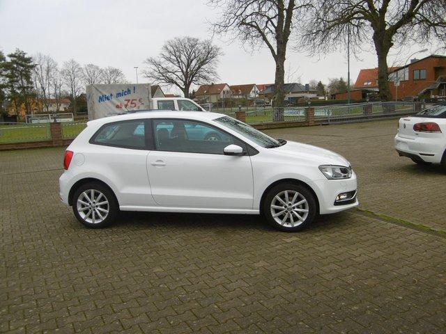 VW Polo 1.2 Highline BMT TSI Klima Radio CD ALU