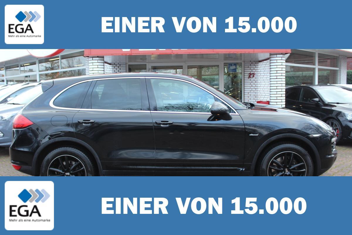 Porsche Cayenne Diesel / Navi + Panorama + Leder + Xenon + AHK