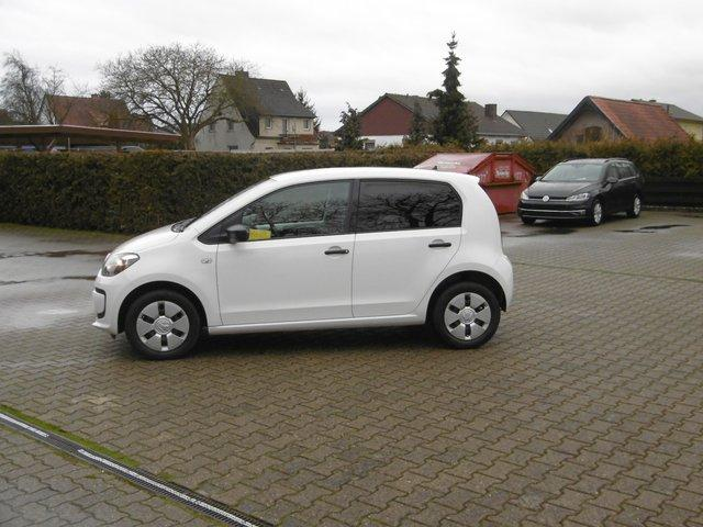 VW up! 1.0 take Upload 4Trg Klima Radio CD