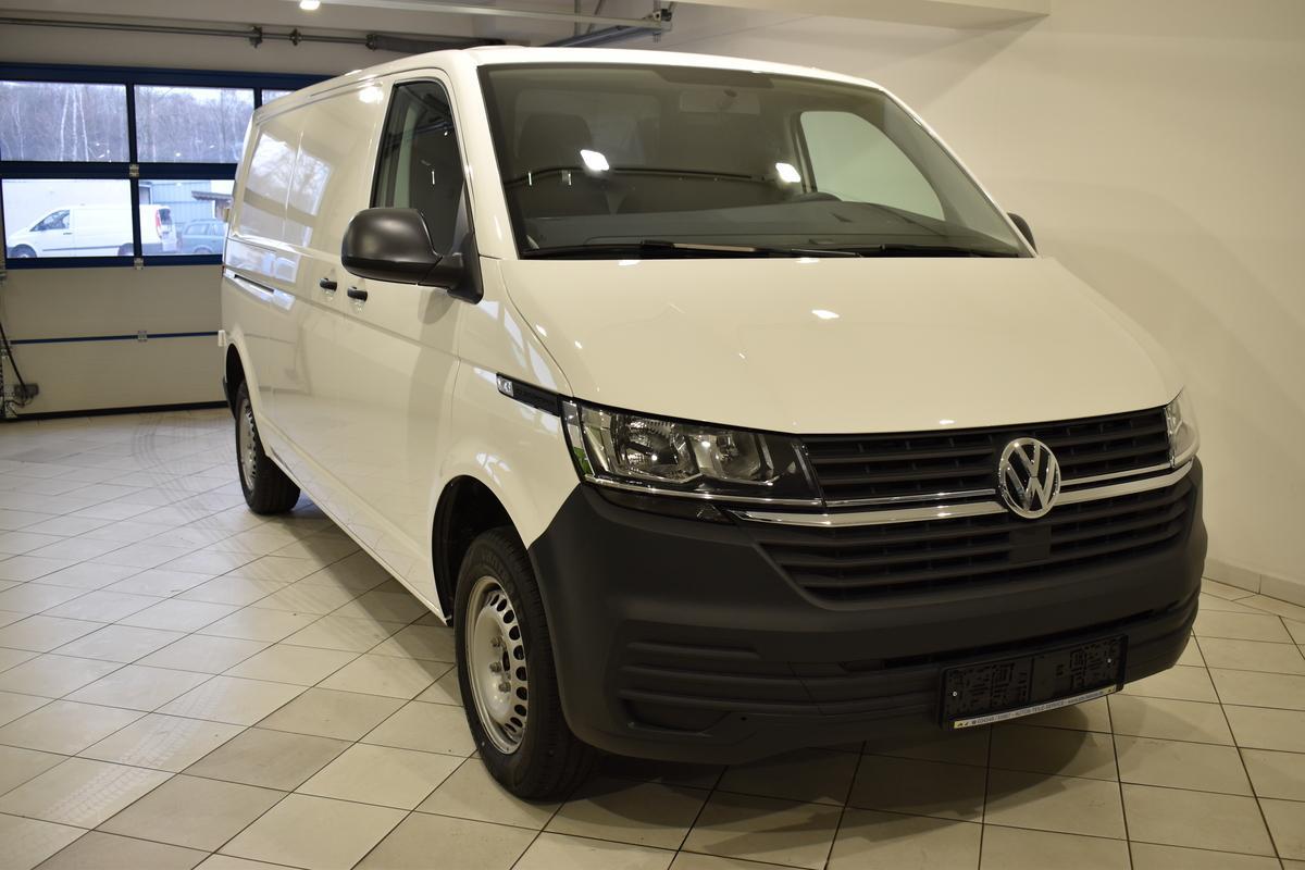 Volkswagen T6 Transporter T6.1 2.0TDI LANG KLIMA 3-Sitzer 4 J.Garantie