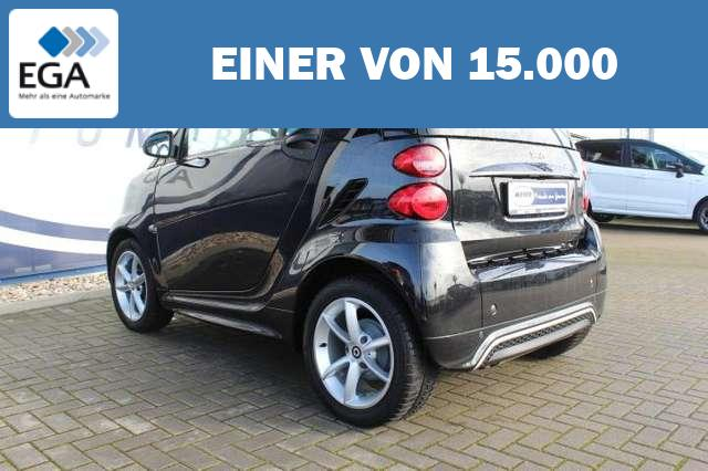 smart forTwo 1.0 Softtouch Pulse SHZ/Leichtmetall