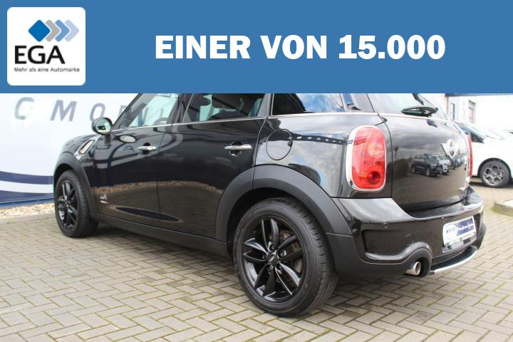 MINI Cooper S Countryman All4 Navi/Harman&Kardon/Bi-Xenon/SHZ/PDC