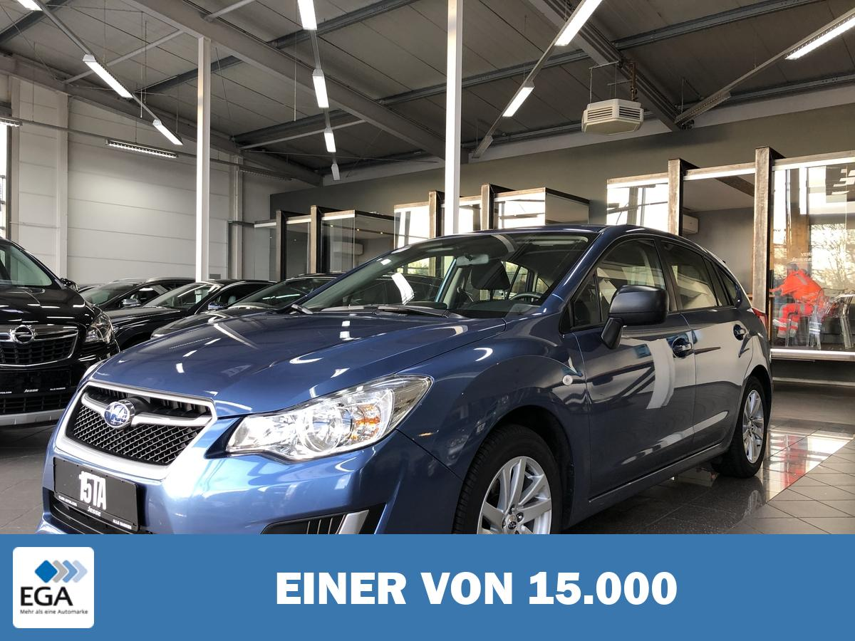 Subaru Impreza 2.0i Active Allrad Start/Stop Bluetooth