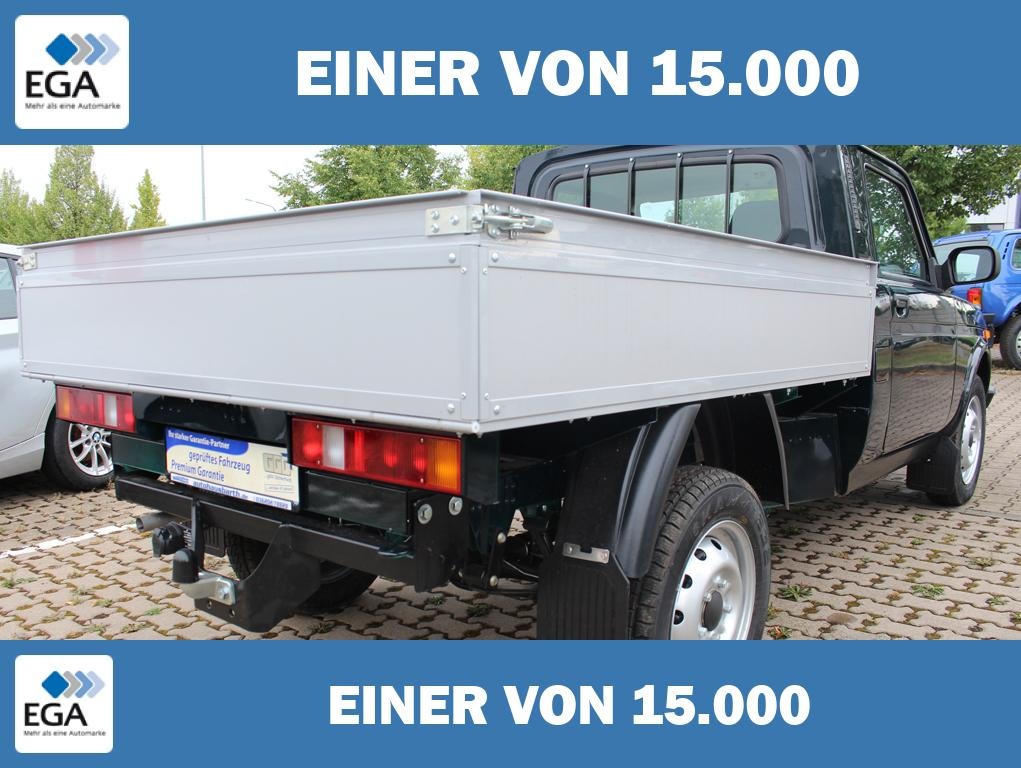 Lada Niva 1.7i 4X4 PICK UP LANG  / BOX / AHZV