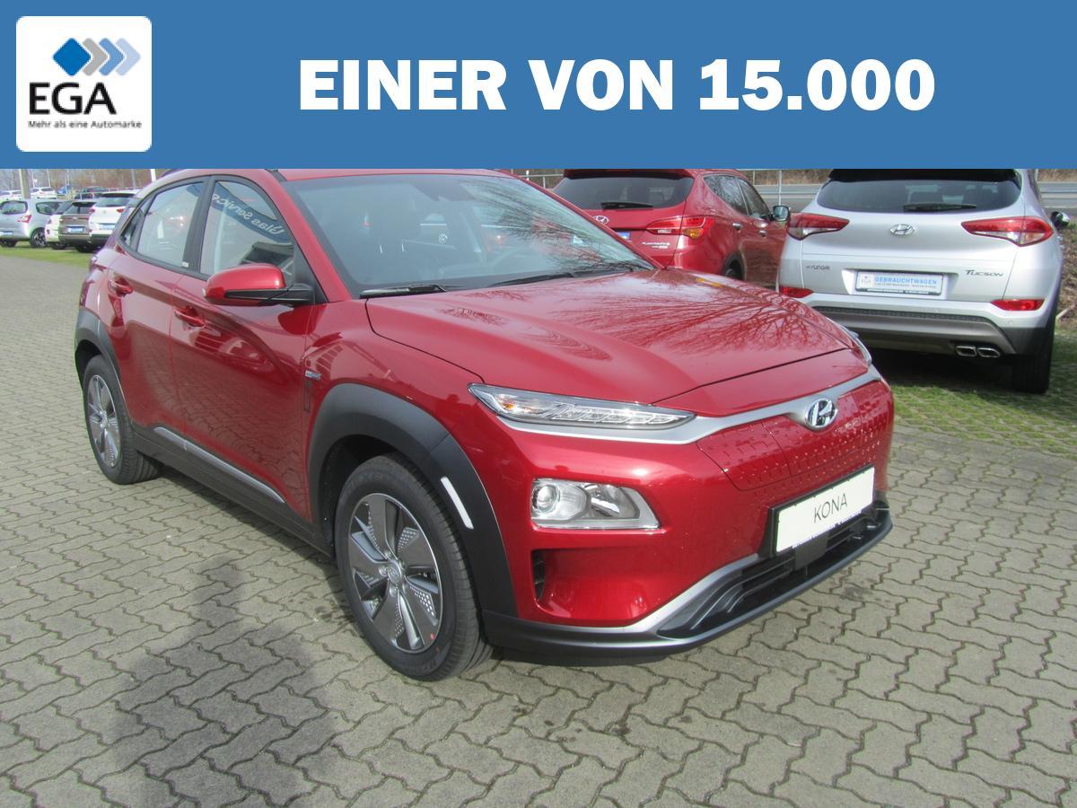 Hyundai Kona Elektro TREND Klima+DAW+Bluetooth+FCA+Start/Stop