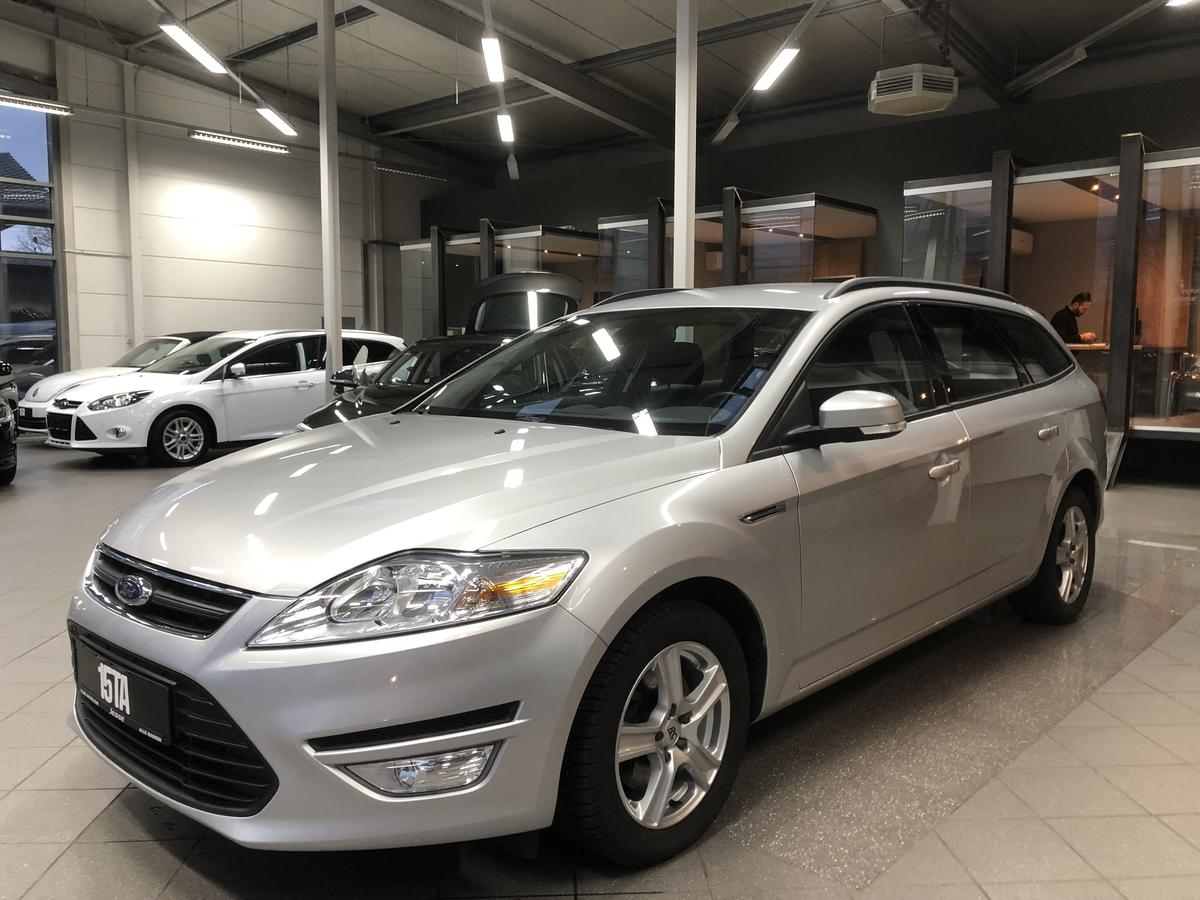 Ford Mondeo Turnier 2.0 TDCi PowerShift SHZ