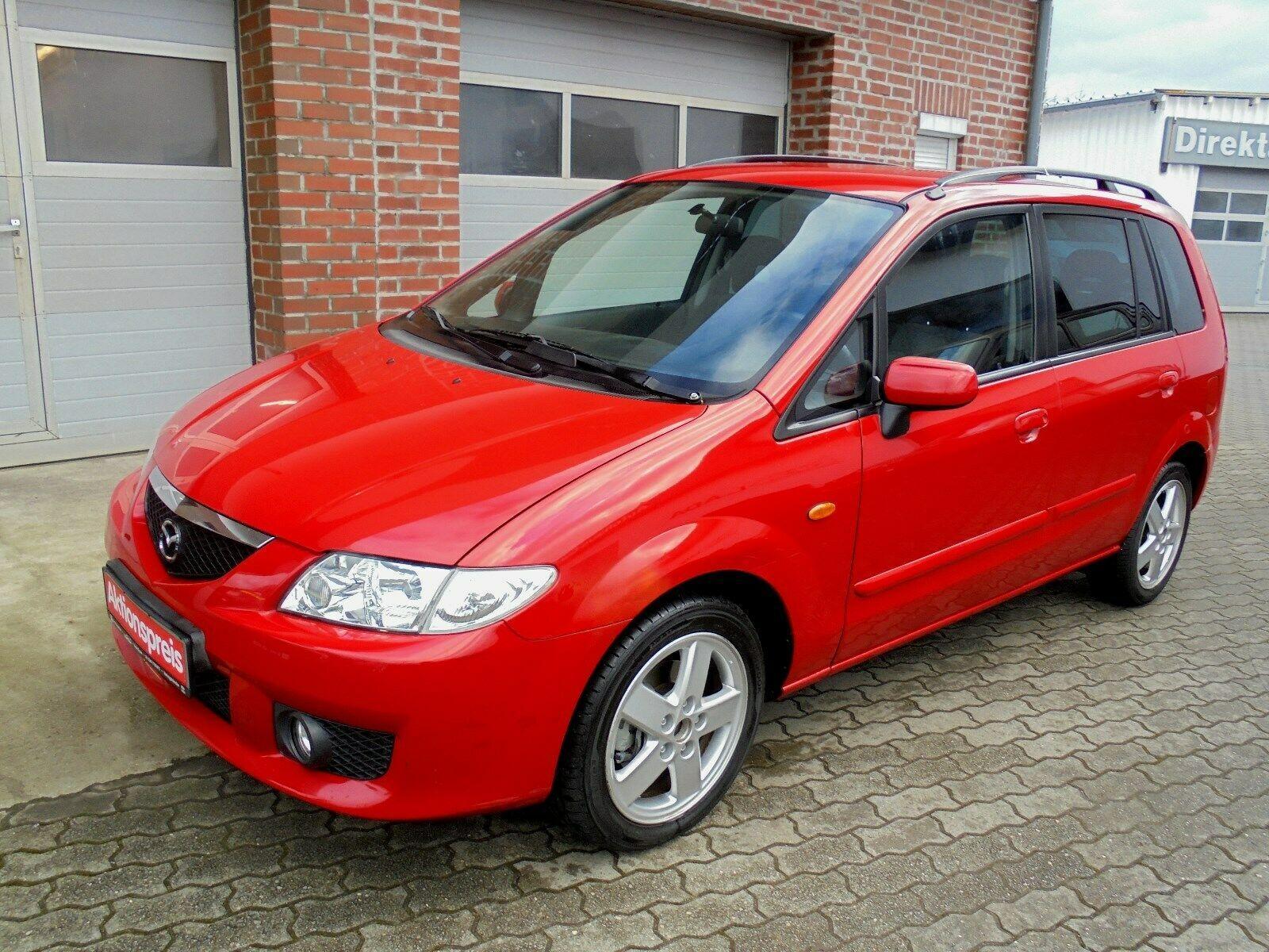 Mazda Premacy 2.0 - Hoch hinaus