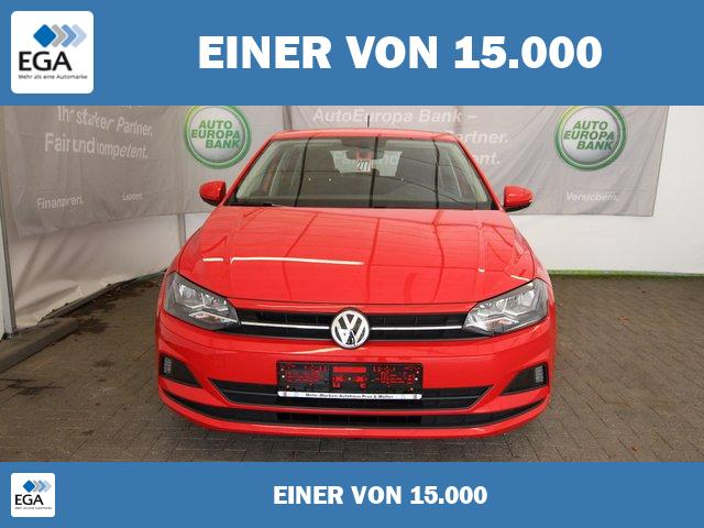 VW Polo 1.0 BMT Comfortline CLIMATIC*WINTER-PAKET