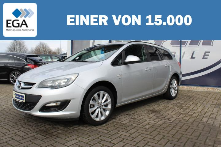 Opel Astra ST 1.4 Active SHZ/PDC/Tempomat/17-Zoll
