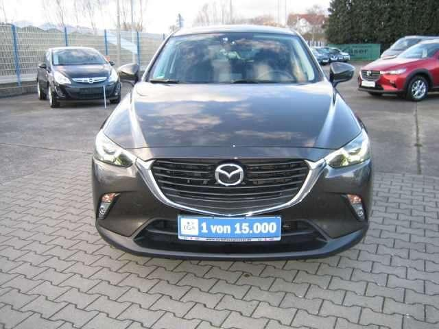 Mazda CX-3 SKYACTIV Exclusive FWD 6AT LED 88kW