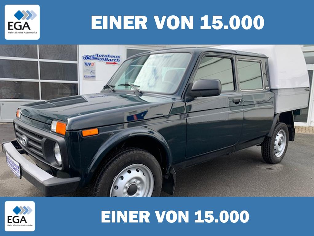 Lada Niva 1.7i 4x4 Pick UP Kurz / Box / AHZV